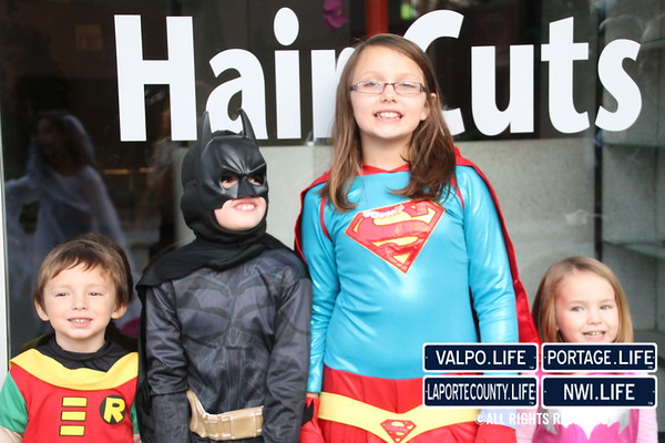 2015 Duneland Chamber of Commerce Trick-or-Treating