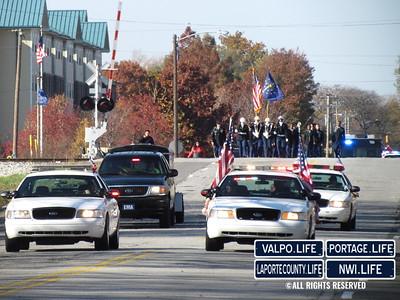 2015 Hammond Veteran's Day Parade