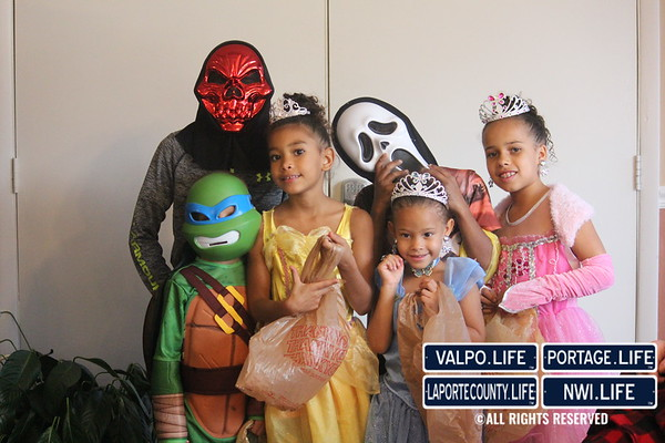 2015 Life Care Center of the Willows Trick or Treating