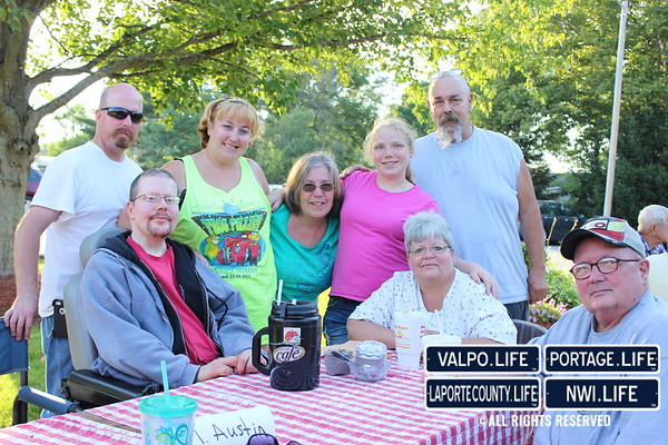2015 Life Care of the Willows Hog Roast