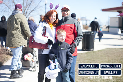 City of Whiting Easter Egg Hunt & Easter Parade 2015