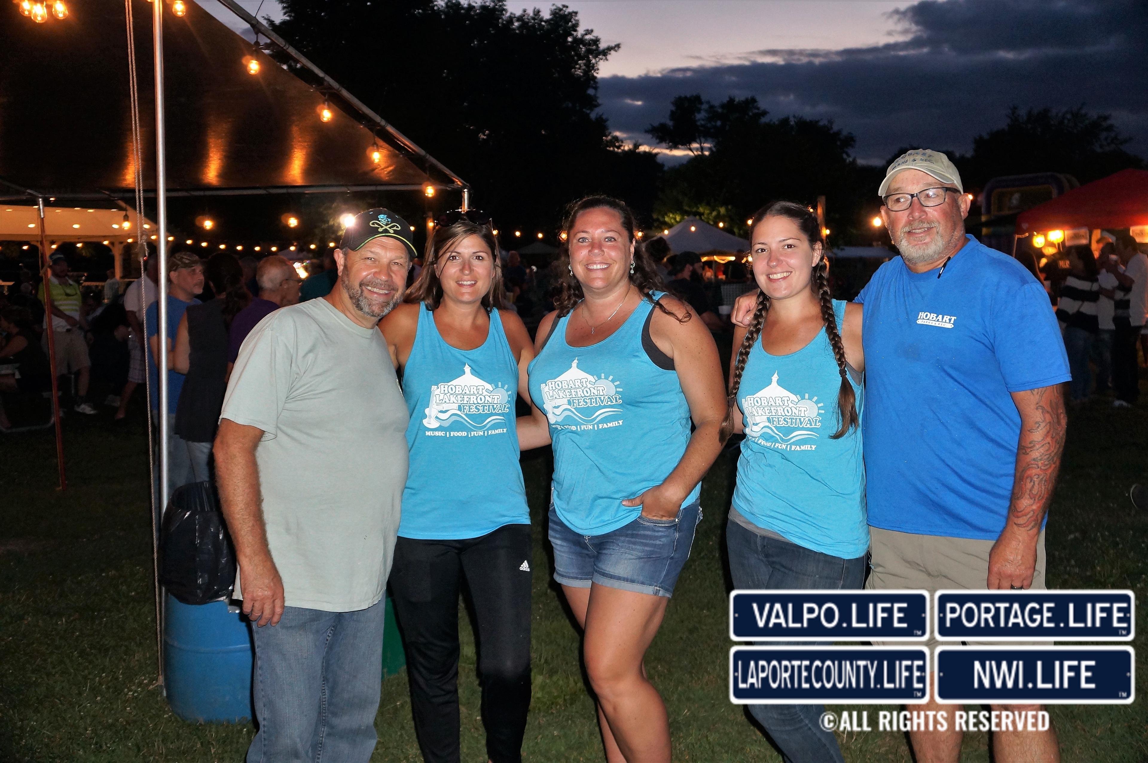 Hobart Lakefront Fest 2017