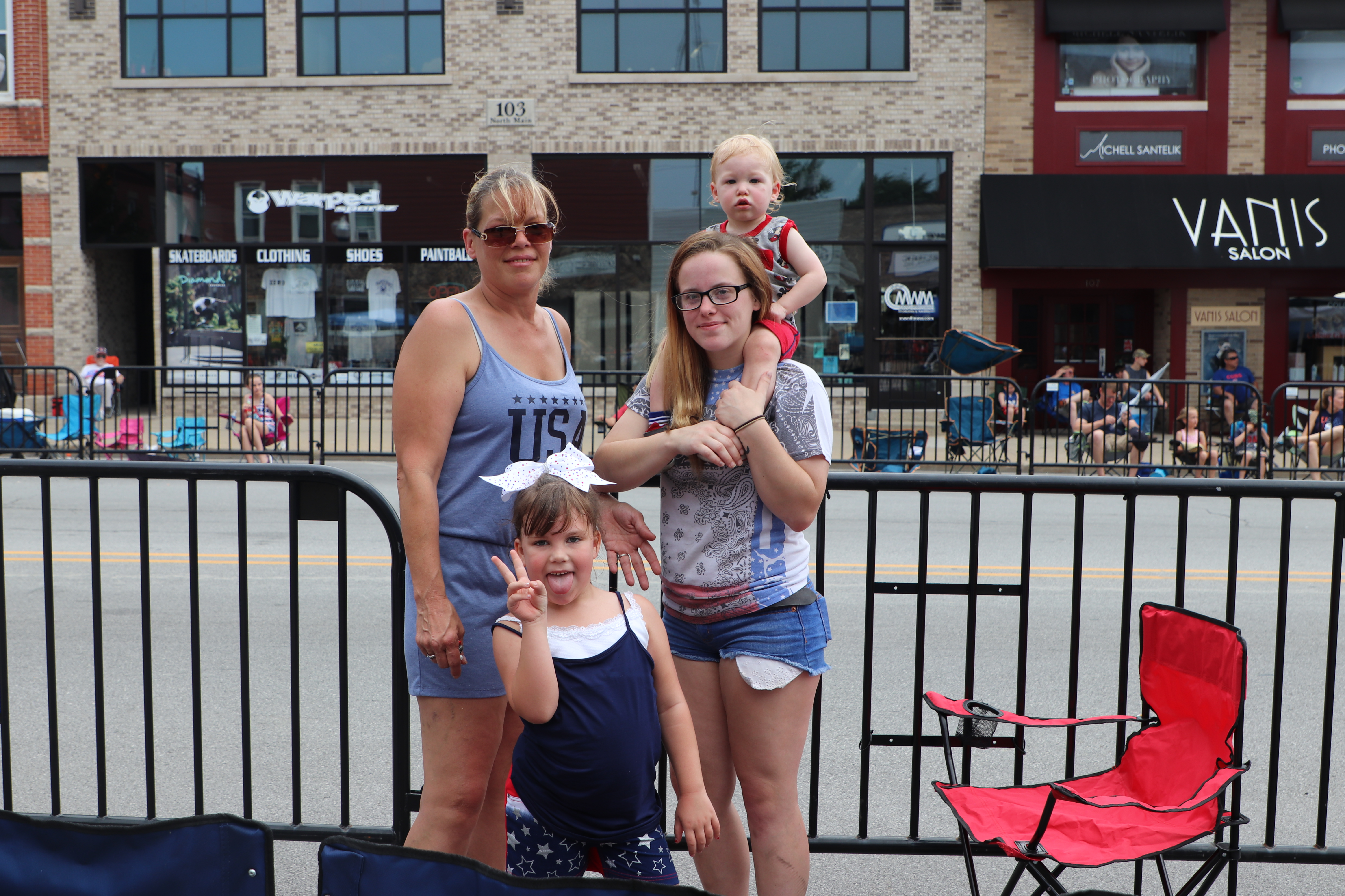 Crown Point 4th of July Parade 2018