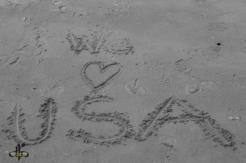 We Love USA!!!! Happy Birthday America!