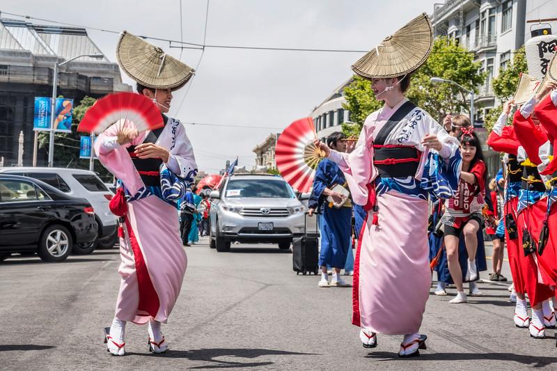 2016 San Francisco Cherry Blossom Festival