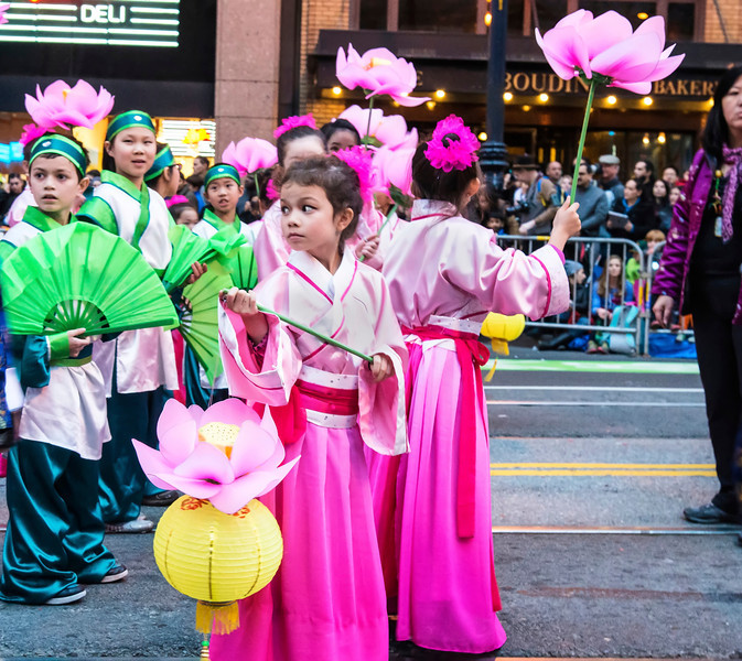 San Francisco's 2014 Chinese New Years Parade (Year of the Horse)