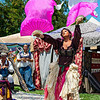 Fan Dancer, San Jose Renaissance Faire