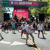 Salsa Line Dancing