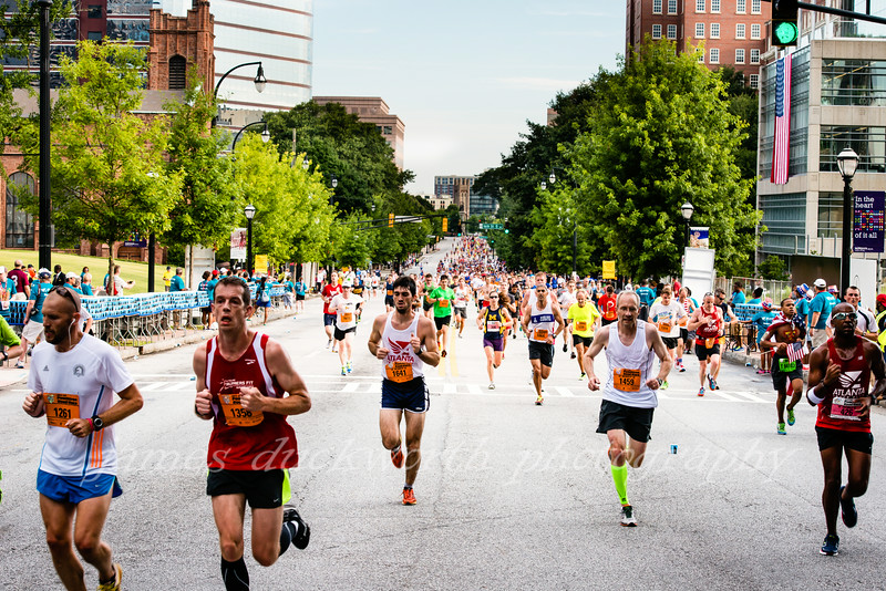 Peactree Road Race 2014 I