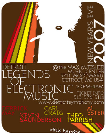 Detroit Legends of Electronic Music