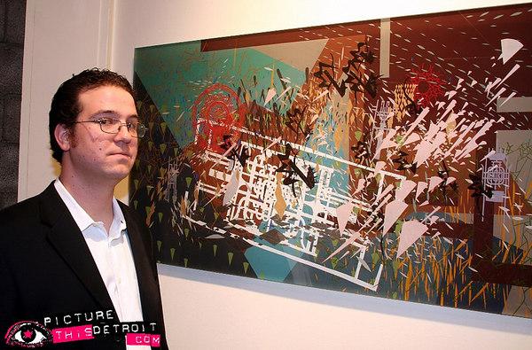 Mark Sengbusch at B. (GALLERY)