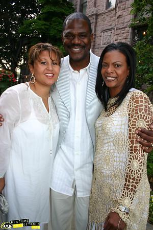 Whitney, Braylon Edwards Charity Event
