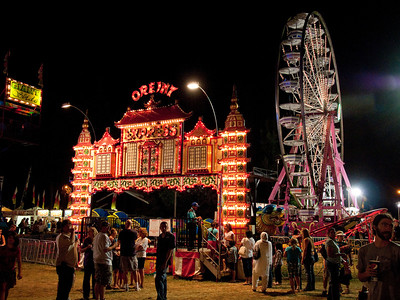 Festivals, celebrations, fairs, parades