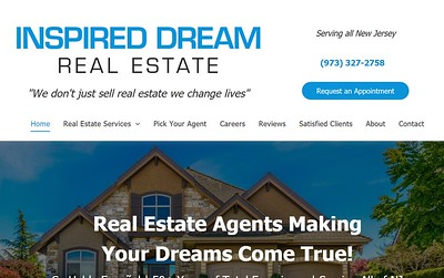 INSPIRED REAL ESTATE AGENTS
