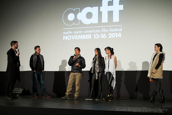 AAAFF Revenge of Green Dragons Filmmakers
