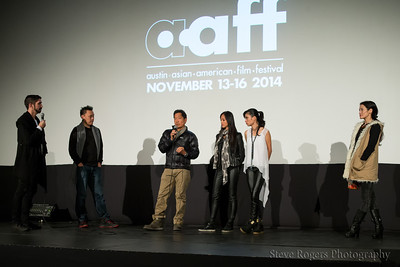AAAFF Revenge of Green Dragons Filmmakers