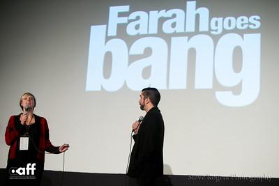 Farah Goes Bang Producer/Co-Writer Laura Goode