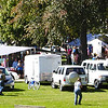 Debbie Blank | The Herald-Tribune<br /> When the weather is great, the Saturday during Applefest is probably Liberty Park's most populated day. The dates of the 2014 apple celebration sponsored by the Kiwanis Club of Batesville were Sept. 27-28.