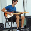 Diane Raver | The Herald-Tribune<br /> Timmy Mattingly played Indiana tunes to entertain the crowd.