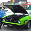 Diane Raver | The Herald-Tribune<br /> Mike and Pat Woolery, Batesville, check out one of the cars on display at the Batesville Area Chamber of Commerce's Classic Car Cruise-In.