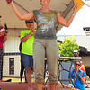 Diane Raver | The Herald-Tribune<br /> Ginger Flannery took second place in the Salsa Cook-off.