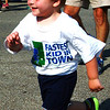 Debbie Blank | The Herald-Tribune<br /> This competitor gets the title for Happiest Kid in Town.
