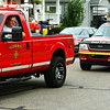 Christopher Aune | The Herald-Tribune<br /> Area fire departments, including Morris and Oldenburg, support one another during Summerfest and other department fundraisers and on the scenes of major fires.