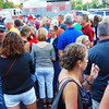 Debbie Blank | The Herald-Tribune<br /> Perfect weather and a pretty sunset made the Batesville Fire & Rescue Summerfest Saturday, July 8, at 9 p.m. more enjoyable than ever.