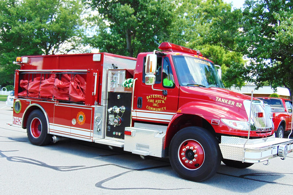Debbie Blank | The Herald-Tribune<br /> Batesville's Tanker 52 was looking good Saturday afternoon on Mulberry Street.