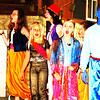 "Debbie Blank | The Herald-Tribune<br /> Great singing voices and elaborate costumes made Disney's ""Aladdin"" a joy to watch June 20. It was presented by Miss Shannon's Music Studio."