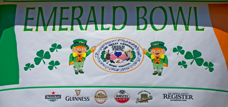 Big Irish Fair, Irvine, CA