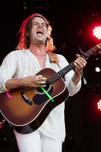 Juda Akers of Judah and the Lion performs during the Bonnaroo Music and Arts Festival 2016 in Manchester TN.