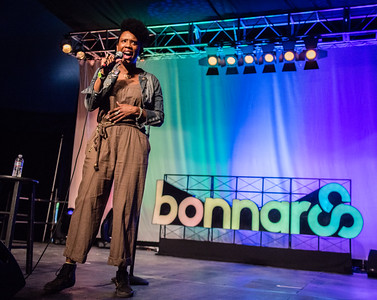 Joyelle Nicole performs during the Bonnaroo Music and Arts Festival 2016 in Manchester TN.