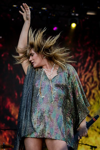 Grace Potter performs during the Bonnaroo Music and Arts Festival 2016 in Manchester TN.