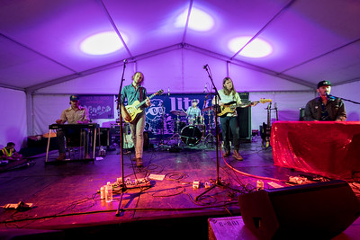 Mail the Horses performs during the Bonnaroo Music and Arts Festival 2016 in Manchester TN.