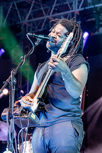 R.LUM.R performs during the Bonnaroo Music and Arts Festival 2018 in Manchester TN