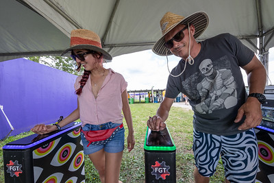 RFID portals at Bonnaroo Music and Arts Festival 2019 in Manchester TN