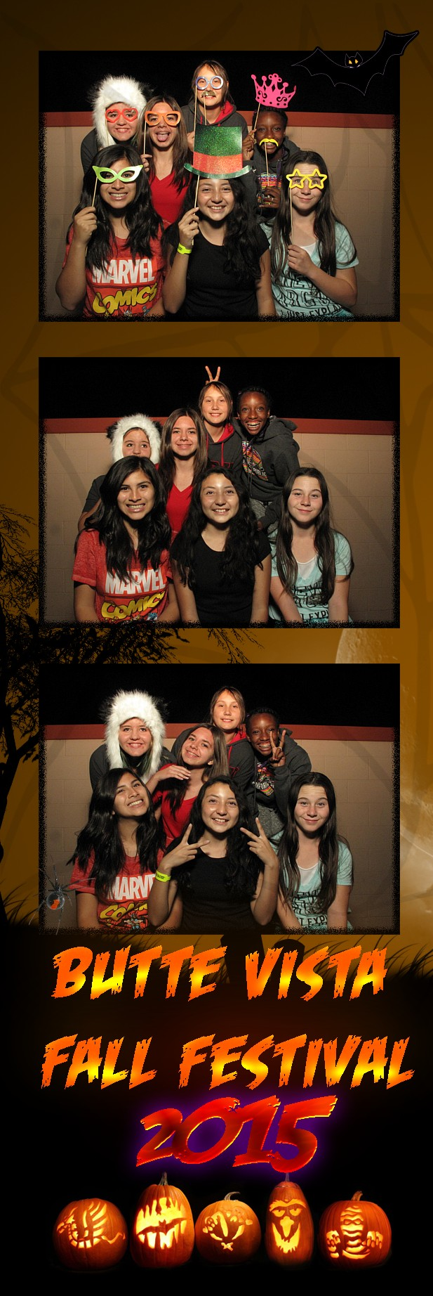 Butte Vista Fall Festival 2015