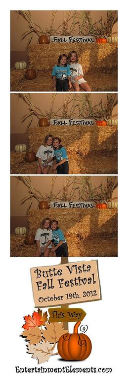 Butte Vista Fall Festival