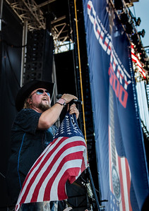 Colt Ford performs during the Country 500 Music Festival 2016 at the Daytona International Speedway in Daytona Beach Florida.