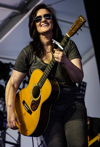 Brandy Clark performs during the Country 500 Music Festival 2016 at the Daytona International Speedway in Daytona Beach Florida.