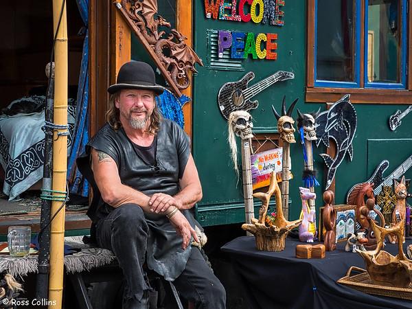 Cuba Dupa Festival, Wellington, 24 March 2018
