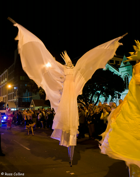 Cuba Street Carnival 2007
