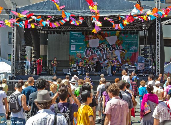Cuba Street Carnival, Wellington, 21 February 2009