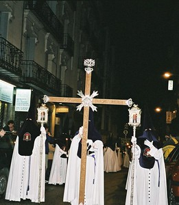 Easter: Madrid