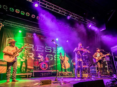performs during the FreshGrass Festival 2016 at MASS MoCA in North Adams, Massachusetts, on September 16-18, 2016