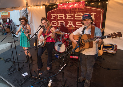 performs during the FreshGrass Festival 2017 at Mass MoCA in North Adams, MA.