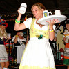Debbie Blank | The Herald-Tribune<br /> Divas in Dirndls contestants tried to catch the eyes of judges and spectators alike. They were rated on attire, divatude and crowd appeal.