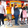 Diane Raver | The Herald-Tribune<br /> The stein holding contest drew many participants.