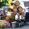 Diane Raver | The Herald-Tribune<br /> Roving German minstrels Ken and Mary entertained both days.